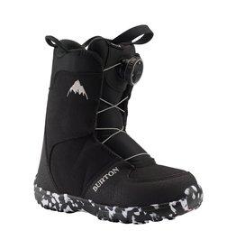 burton Snowboards 2020 Burton Grom Boa Youth Boots - Black