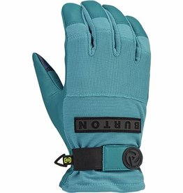 burton Snowboards Burton Daily Leather Glove 2020 - Storm Blue