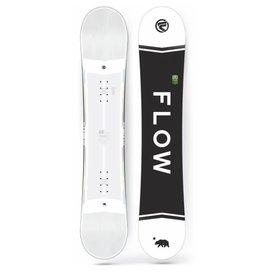 Flow Flow Merc Snowboard Deck - White