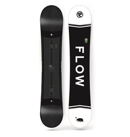 Flow Flow Merc Snowboard Deck - Black