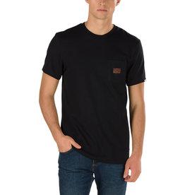 Vans Vans Gilbert Crockett  Pocket T-Shirt - Black