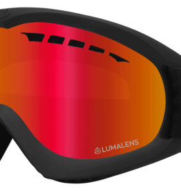 Dragon Alliance 2020 Dragon DX Goggles - Black/Red Ion