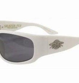 Black Flys Black Flys - SKATER FLY JAY ADAMS Sunglasses White w/ Smoke Lens