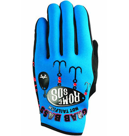 Rome SDS Rome SDS Grab Bass Gloves XSmall