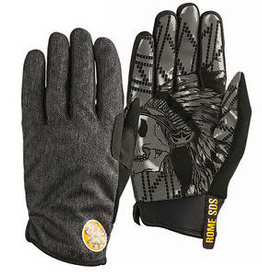 Rome SDS Rome SDS Love Gloves Black Small