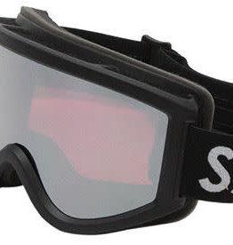 Sabre Sabre - Acid Rider Snowboard Goggles - Matte Black Silver Reflective Pink / Yellow