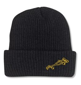 Black Label Black Label OG Crutch Beanie - Black