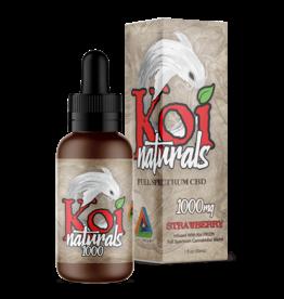 Koi CBD Koi CBD Tincture - 1000mg - Strawberry - 30ml