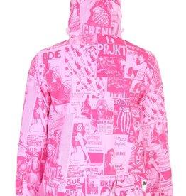 Thunder Trucks Grenade Women's Snowboard Jacket - Pink