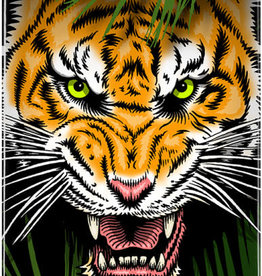 "Powell Peralta Powell Peralta Tiger Flight 243 McClain Deck  8.25"" x 31.95"" x 14.25WB"