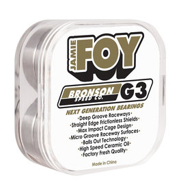 Bronson Speed Co. Bronson Foy G3 - Bearings (8 pack)