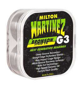 Bronson Speed Co. Bronson Martinez G3 - Bearings (8 pack)
