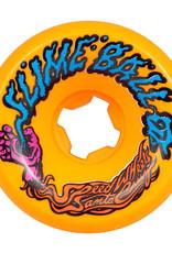 Slime Balls Slime Balls Vomits Wheels Orange 60mm 97a (set of 4)