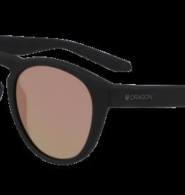 Dragon Alliance Dragon Opus LL H2O Non-Polar Sunglasses - Matte Black/Rose Gold