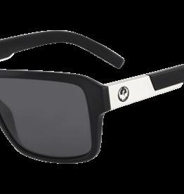 Dragon Alliance Dragon The Jam LL Sunglasses - Jet Black/Smoke
