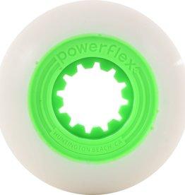 powerflex Powerflex Rockcandy Wheels Lime 54mm 84b (set of 4)