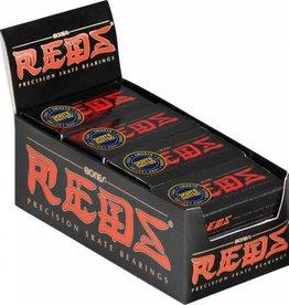 Bones Bones Reds - Bearings (2 pack)