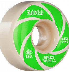 Bones Bones STF Skateboard Wheels Patterns V1 Standard 53mm 99A