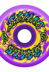 Slime Balls Slime Balls Goooberz Vomits Wheels Purple 60mm 97a (set of 4)