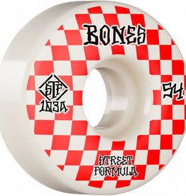 Bones Bones STF Skateboard Wheels Patterns V3 Slims 54mm 103A