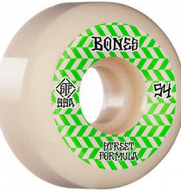 Bones Bones STF Skateboard Wheels Patterns V5 Sidecut 54mm 99A