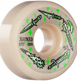 Bones Bones STF Skateboard Wheels Dark Days V5 Sidecut 53mm 99A