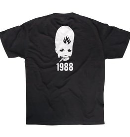 Black Label Black Label - Thumbhead 1988 T-Shirt - Black