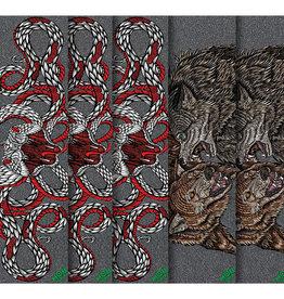 Mob Grip Mob Wolfbat Griptape - 9 x 33 - Asstd