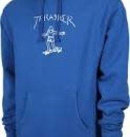 Thrasher Thrasher Gonz Hoodie - Royal Blue