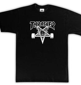 Thrasher Thrasher Skategoat T-Shirt - Black