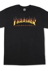 Thrasher Thrasher BBQ Logo Shirt - Black