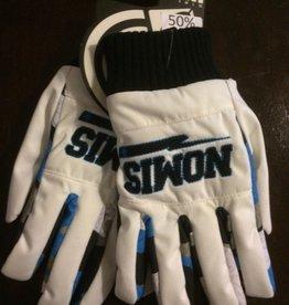 Technine Nomis Gloves - Masta Ace Bright Blue Small