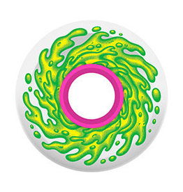 Santa Cruz Skateboards Santa Cruz - OG Slime Balls Wheels Clear Pink 60mm 78a (set of 4)
