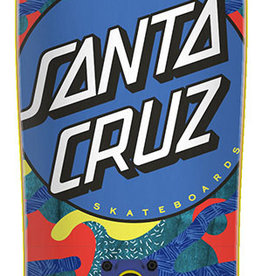 Santa Cruz Skateboards Santa Cruz Mini Primary Dot Cruzer 8.39 x 26.09