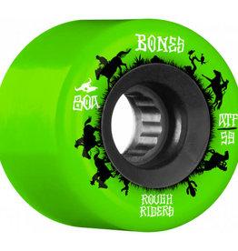 Bones Bones ATF Rough Rider Wheels 59mm 80A Wranglers Green (set of 4)