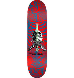 Powell Peralta Powell Peralta Skull and Sword 246 Deck Red - 9.05 x 32.095