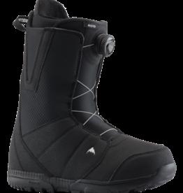 burton Snowboards 2020/2021 Burton Moto Boa Men's Boot - Black -