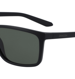Dragon Alliance Dragon Melee XL Sunglasses - Matte Black/G15