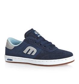Etnies Etnies Kids Lo-Cut Skate Shoes - Blue