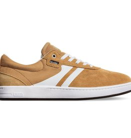 Globe Globe Empire Skate Shoes - Cumin/White