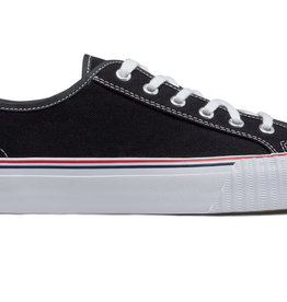 PF Flyers PF Flyers Center Lo Skate Shoes - Black/White