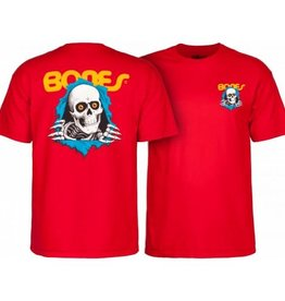 Powell Peralta Powell Peralta Ripper YOUTH T-shirt - Red