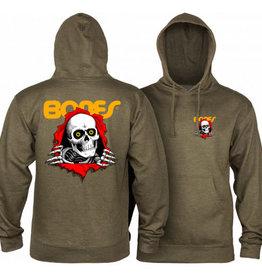 Powell Peralta Powell Peralta Ripper Hooded Sweatshirt - Army