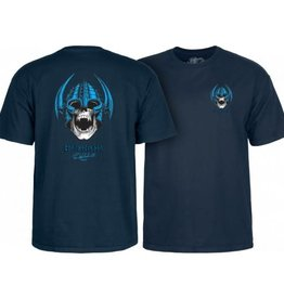 Powell Peralta Powell Peralta Welinder Nordic Skull T-shirt - Navy