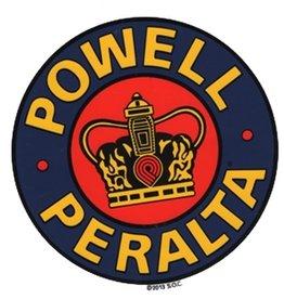 """Powell Peralta Powell Peralta 3.5"""" Supreme Sticker"""