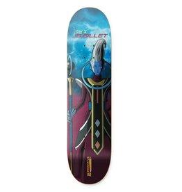 """Primitive Skateboards Primitive Gillet Whis Deck 8.38"""""""