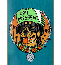 "Santa Cruz Skateboards Santa Cruz Dressen Good Dog Powerply Deck 9"" x 32.15"""