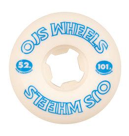 OJ Wheels OJ From Concentrate Hardline Wheels White 52mm 101a