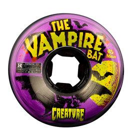 OJ Wheels OJ Wheels Vampire Bat Bloodsuckers Black/Purple Wheels 56mm 97a (set of 4)