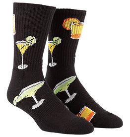 Volcom Volcom Mens True Socks (9-12) - Black